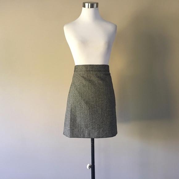 GAP Dresses & Skirts - Skirt Herringbone Size 20 Gap NWT